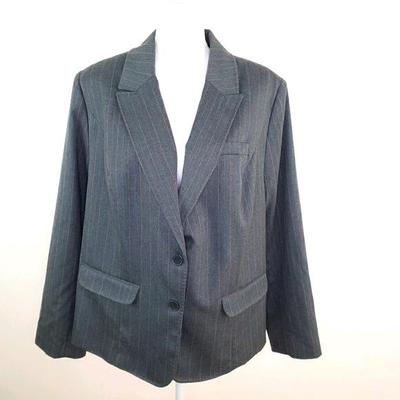 Lane Bryant size 22 blazer